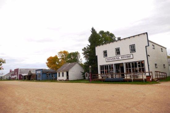 Mennonite Heritage Village: Mennonite buildings