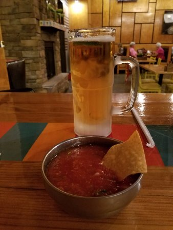 Barboursville, Virginia Occidental: Modelo Especial, Chips, & Salsa