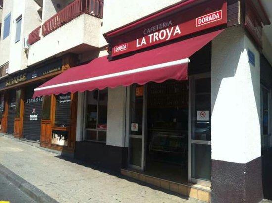 Bar Cafeteria La Troya