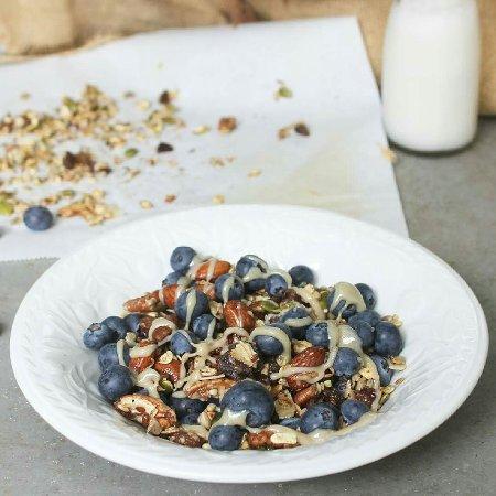 Lismore, Australien: Bircher Bar Paleo & Gluten Free Muesli