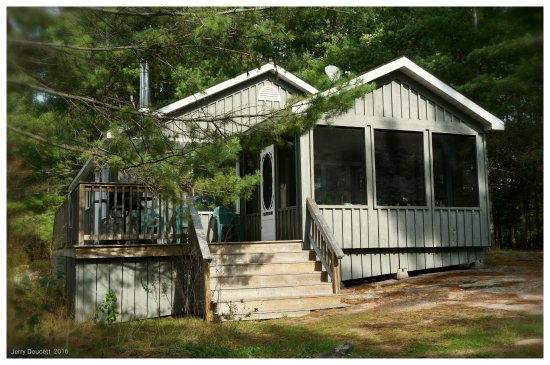 Lakefield, Canada: Sunset Haven Cottage
