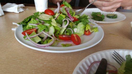 Port Saint Lucie, FL: Garden Salad