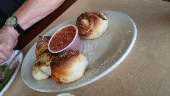 Port Saint Lucie, FL: Garlic knots