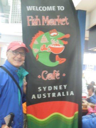 Maroubra, Avustralya: Lunchtime !