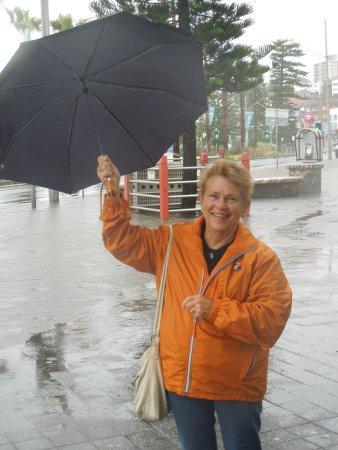 Maroubra, Avustralya: ...pretty rainy !