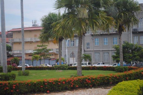 Plaza Paitilla Inn: Paseo por la ciudad de Panamá, maravilloso!!!