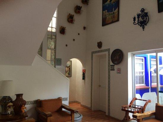 Hotel Casa Gonzalez: Estancia