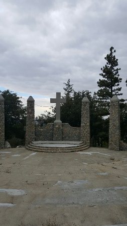 San Bernardino, CA: Pillars Of God