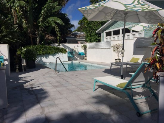 private pool for the cottages picture of the gardens hotel key