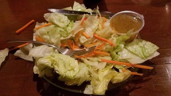 La Bella Italia: Salad