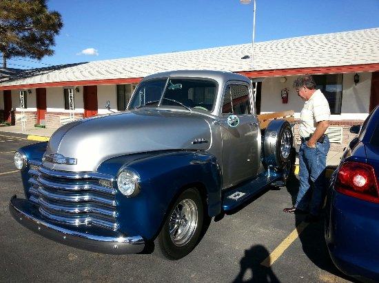 Grants, NM: Southwest Motel