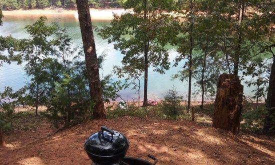 Άντερσον, Νότια Καρολίνα: View from Camp site