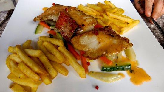 Tamarin: Grilled dorado