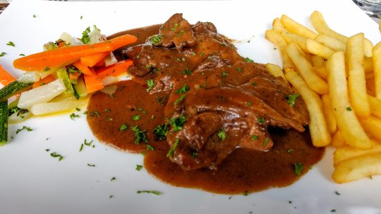 Tamarin: Wild boar roast
