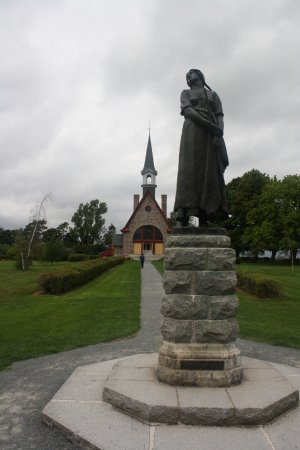 Wolfville, Canadá: Grand Pre