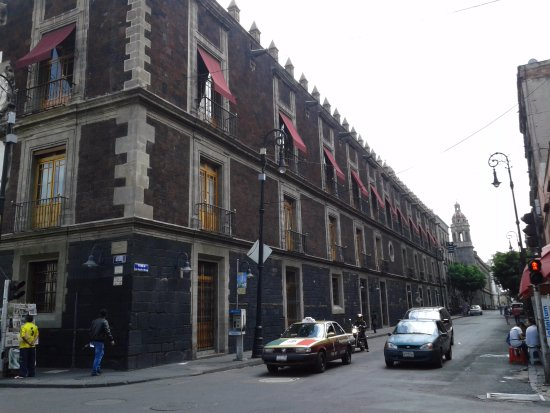 Edifice of the Secretaria de Educacion Publica