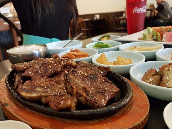 midori korean food