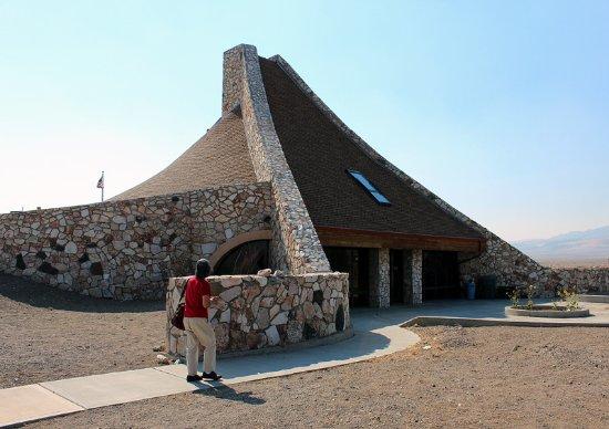 Nixon, NV: A beautifullyl designed museum