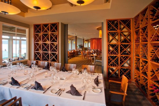 Union, WA: Our Wine Room offers an intimate private dining experience within the Restaurant.