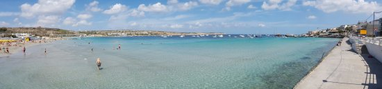 Mellieha Beach: 20160920_125820_large.jpg