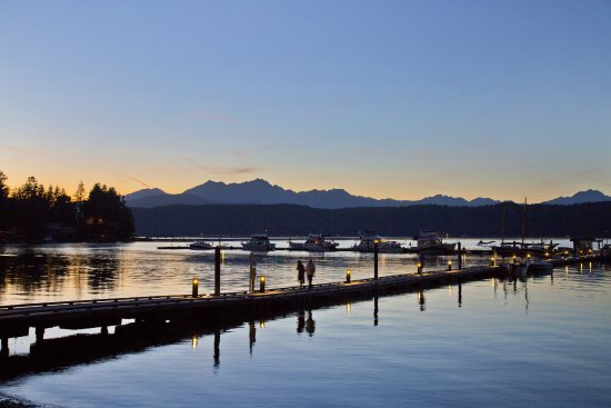 Union, WA: We offer 1500 lineal feet of boat moorage along with waterfront activities.