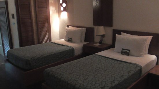 Kinabatangan District, Malezja: comfortable beds