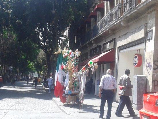 Donceles Street