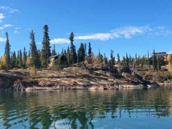 Blachford Lake Lodge Resmi