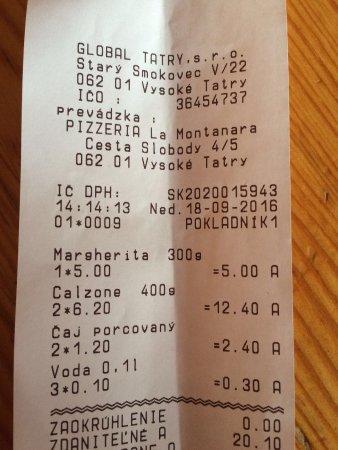 Pizzeria La Montanara: photo0.jpg