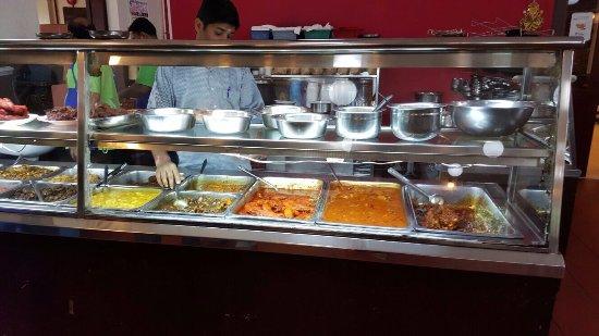 Food Display Picture Of Samys Curry Singapore Tripadvisor