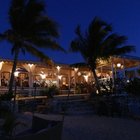 Saint George, Antigua: Cecilia's High Point Cafe Antigua West Indies