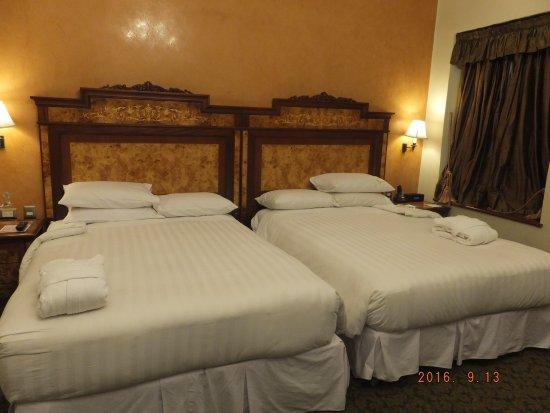 Aranwa Cusco Boutique Hotel: ゆったりとしたベッド