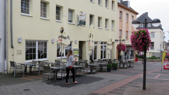 De Gevel Picture Of Restaurant Zagreb Bitburg Tripadvisor