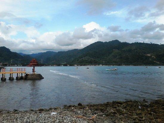 pantai carocok berada di kota painan kabupaten pesisir selatan rh tripadvisor com