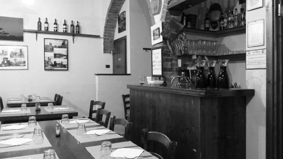 Istia d'Ombrone, Italien: L'osteria Del Villano
