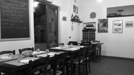 Istia d'Ombrone, Italia: L'osteria Del Villano