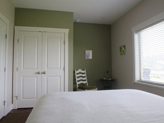 Vernon, Canadá: Okanagan room.