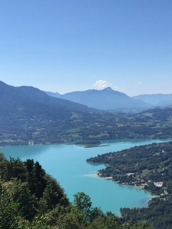 Lepin-le-Lac, Frankrike: Camping le Curtelet
