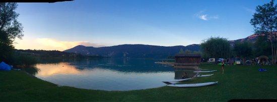 Lepin-le-Lac, Frankreich: Camping le Curtelet