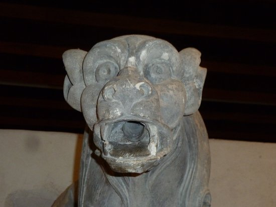 Gargoyles at Chateau Royal de Blois