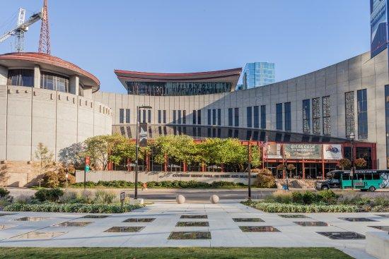Days Inn Nashville Saint Thomas West Hospital: Music City Convention Center (5 Miles)
