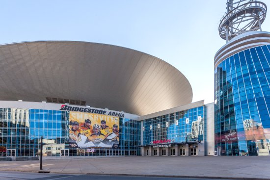 Days Inn Nashville Saint Thomas West Hospital: Bridgestone Arena (5 Miles)