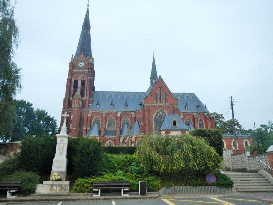 Church of St John the Baptist Sudice