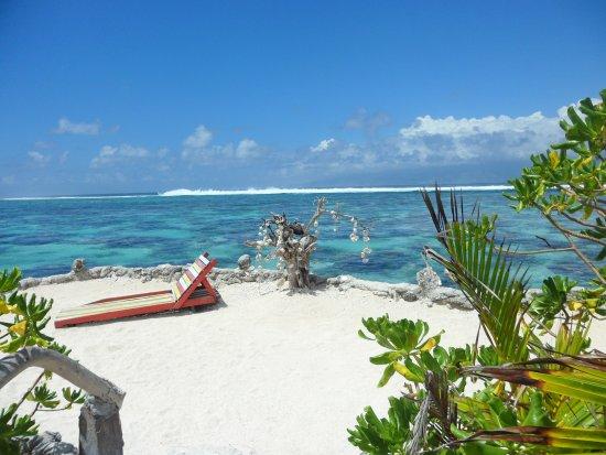 Moorea, Fransk Polynesien: Plage du lagonarium