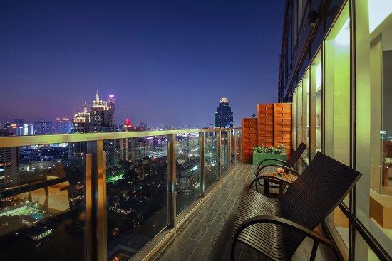 Sivatel Bangkok: Royal Duplex - Terrace