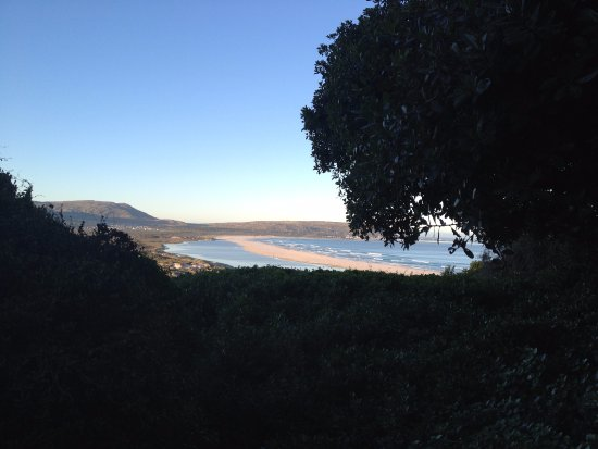 Noordhoek, África do Sul: early morning