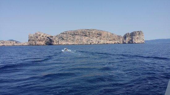The Andrea Jensen Boat Trip: Capo Caccia