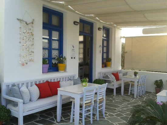 Yialos, Grecja: Avra Pension