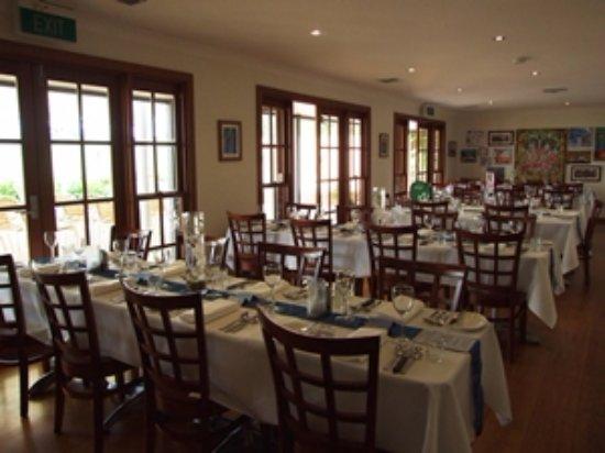 Lovedale, Avustralya: Wedding Setup Indoors