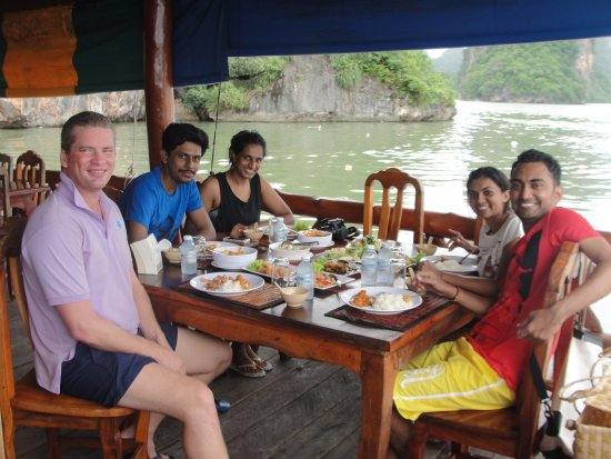Phuket by, Thailand: Lunch